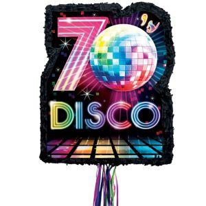 Pull String Disco Fever Pinata