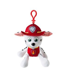 Clip-On Marshall Plush - PAW Patrol