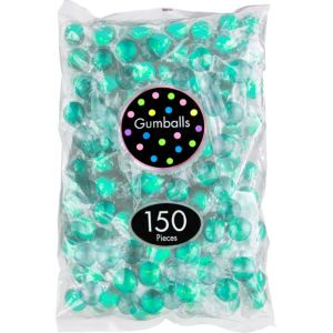 Robin's Egg Blue Gumballs 150pc