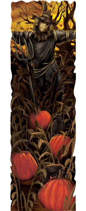 Haunted Cornfield Lenticular Sign - Field of Screams