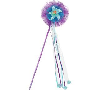 Purple Ariel Princess Wand