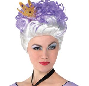 Ursula Wig Couture - The Little Mermaid