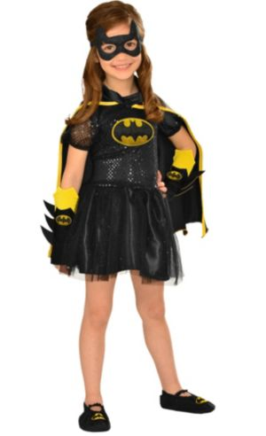 Child Batgirl Dress - Batman