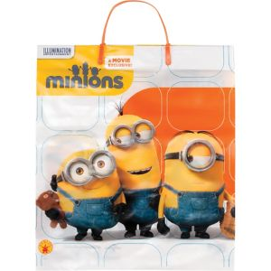 Minions Trick or Treat Bag