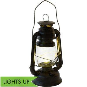 Light-Up Railroad Lantern