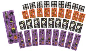Halloween Fun Stickers 36 Sheets