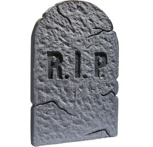 Small RIP Tombstone