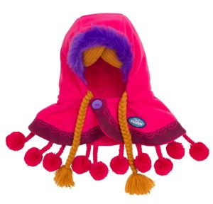Child Anna Hooded Cape - Frozen