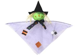 Small Hanging Friendly Witch
