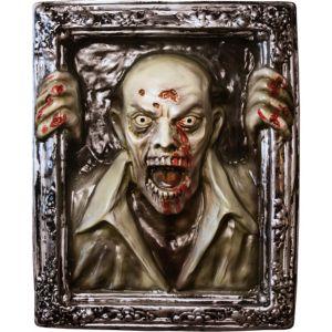 3D Zombie Portrait