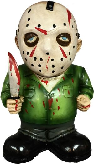 Jason Voorhees Garden Gnome - Friday the 13th