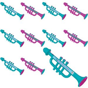 Frozen Trumpets 24ct