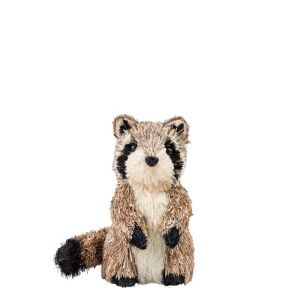 Straw Raccoon