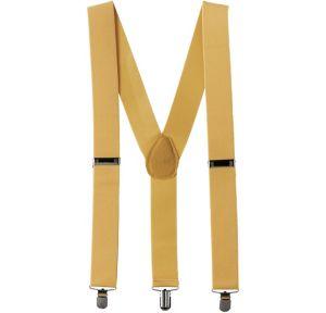Gold Suspenders