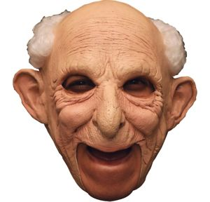 Gus Old Man Mask Deluxe