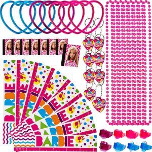 Barbie Favor Pack 48pc