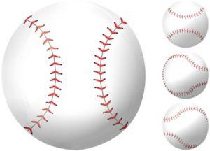 Baseball Balloon - Orbz