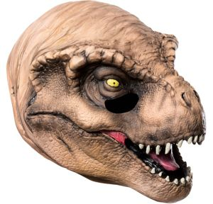 Child Tyrannosaurus Rex Mask - Jurassic World