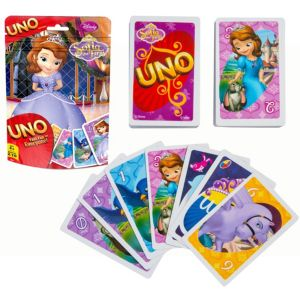 Sofia the First UNO Game Bag