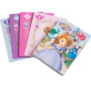 Sofia the First Jumbo Playing Cards