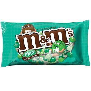 Dark Chocolate Mint M&M's