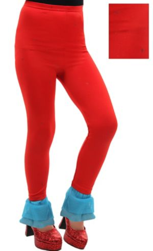 Child Thing 1 & Thing 2 Leggings - Dr. Seuss