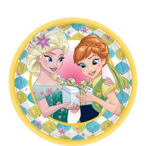 Frozen Fever Dessert Plates 8ct