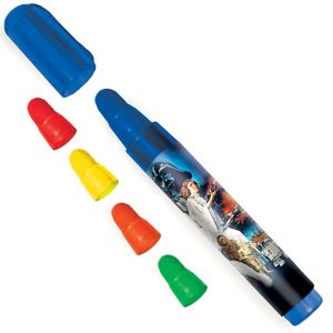 Star Wars Push-Up Erasers