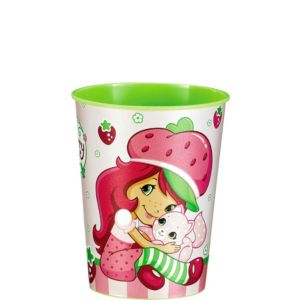 Strawberry Shortcake Favor Cup
