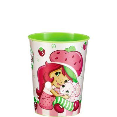 Strawberry Shortcake Favor Cup