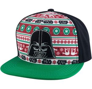 Christmas Darth Vader Baseball Hat - Star Wars