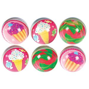 Candy Shoppe Bounce Balls 6ct