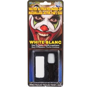 Water-Based White Face Paint Makeup