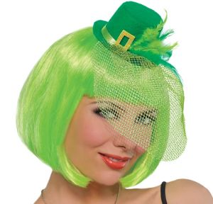 Clip-On Mini Leprechaun Hat