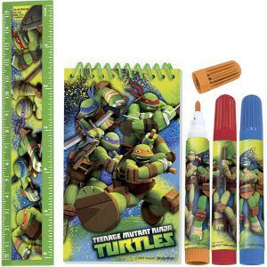 Teenage Mutant Ninja Turtles Stationery Set 5pc