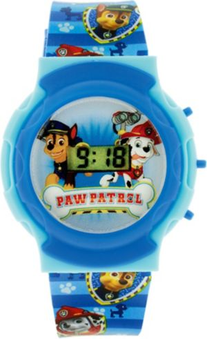 Blue PAW Patrol Watch