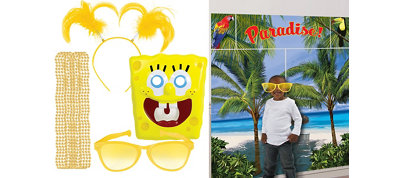 SpongeBob Photo Booth Kit