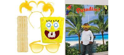 Spongebob Photo Booth Kit