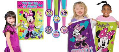 Minnie Mouse Fun & Games Kit