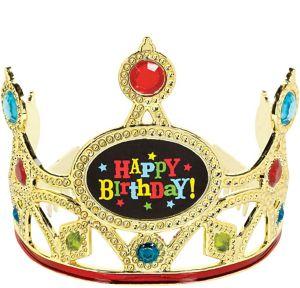 Bright Gem Happy Birthday Tiara