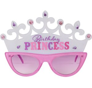 Birthday Princess Tiara Sunglasses