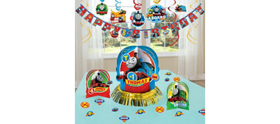 Thomas the Tank Engine Party Decorations Kit