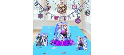 Frozen Party Decorations Kit