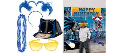 Batman  Photo Booth Kit