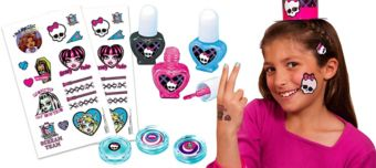 Monster High Fun & Games Kit