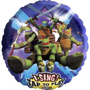 Teenage Mutant Ninja Turtles Balloon - Singing