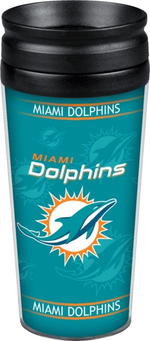 Miami Dolphins Travel Mug