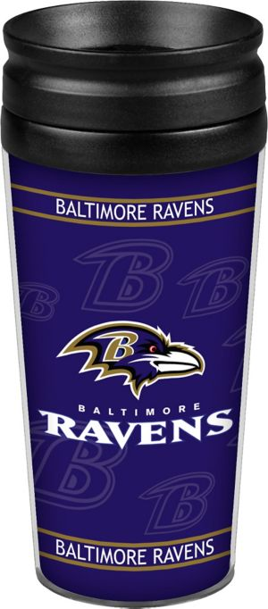 Baltimore Ravens Travel Mug