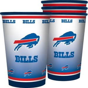 Buffalo Bills Tumblers 4ct