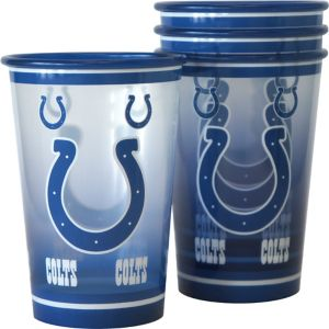 Indianapolis Colts Tumblers 4ct